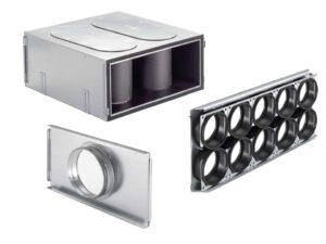 ComfoWell 520 mürasummuti- jaotuskast 10 x 90