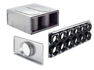 ComfoWell 620 mürasummuti- jaotuskast 12 x 90